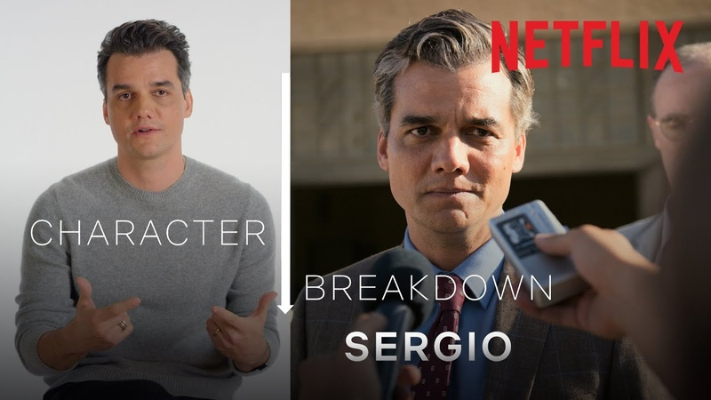 In Sergio Wager Moura Is James Bond Meets Bobby Kennedy | Netflix