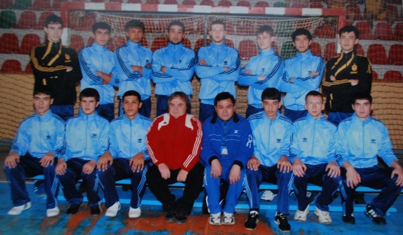 Мужская сборная Казахстана