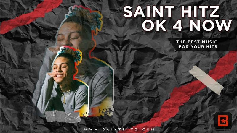 FREE BEAT | Saint Hitz - Ok 4 Now (Lil Skies Type Beat) | New Beat Lil Skies | Type Beat