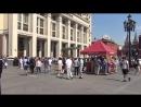 Чемпионат мира по футболу 2018 Москва Манежная площадь