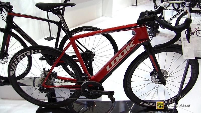 2020 Look e 765 Optimum Electric Road Bike Walkaround 2019 Eurobike