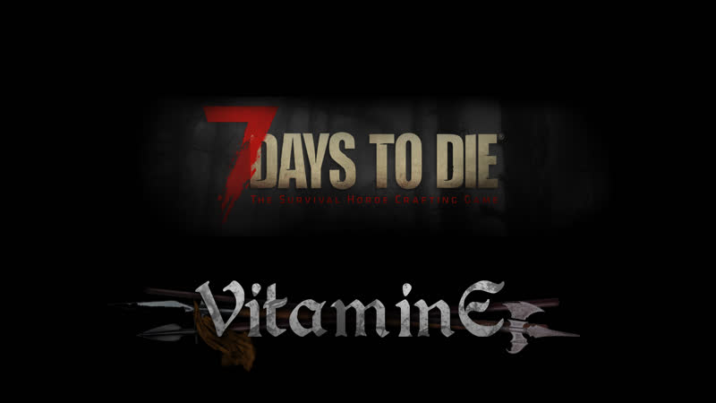 7 Days to Die сервер ZomCon Строительный стрим Домик Алхимика Знахаря №13