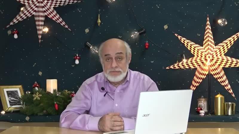 🌍 Астролог и ректор Академии Астрологии Михаил Левин о том, что ждет Россию в 2020 году