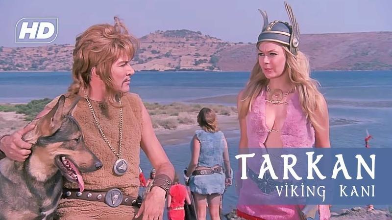 Nostalji Tarkan Viking Kanı | Yerli Film Tek Parça (FULL HD)