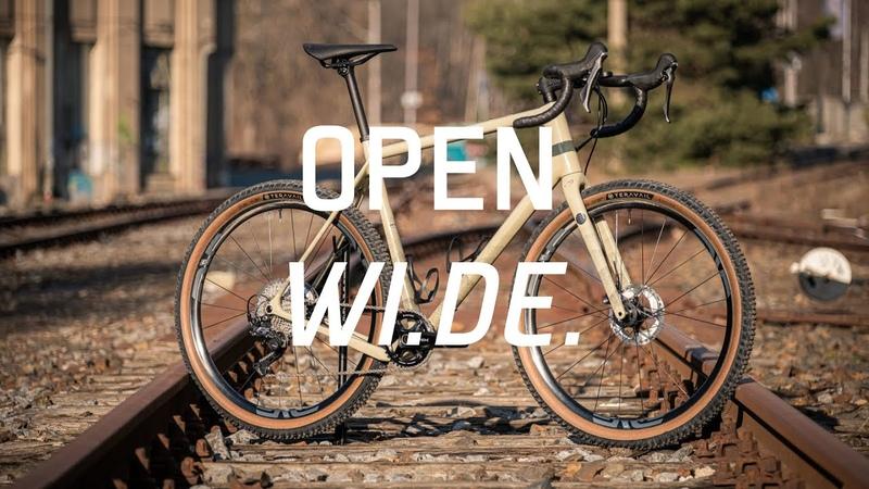 OPEN Detour Edition Dream Bike Build