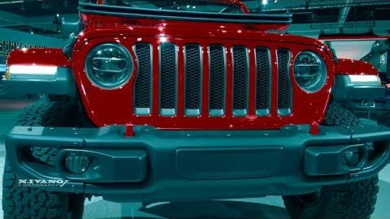 2018 Jeep Wrangler Rubicon - Exterior And Interior Walkaround