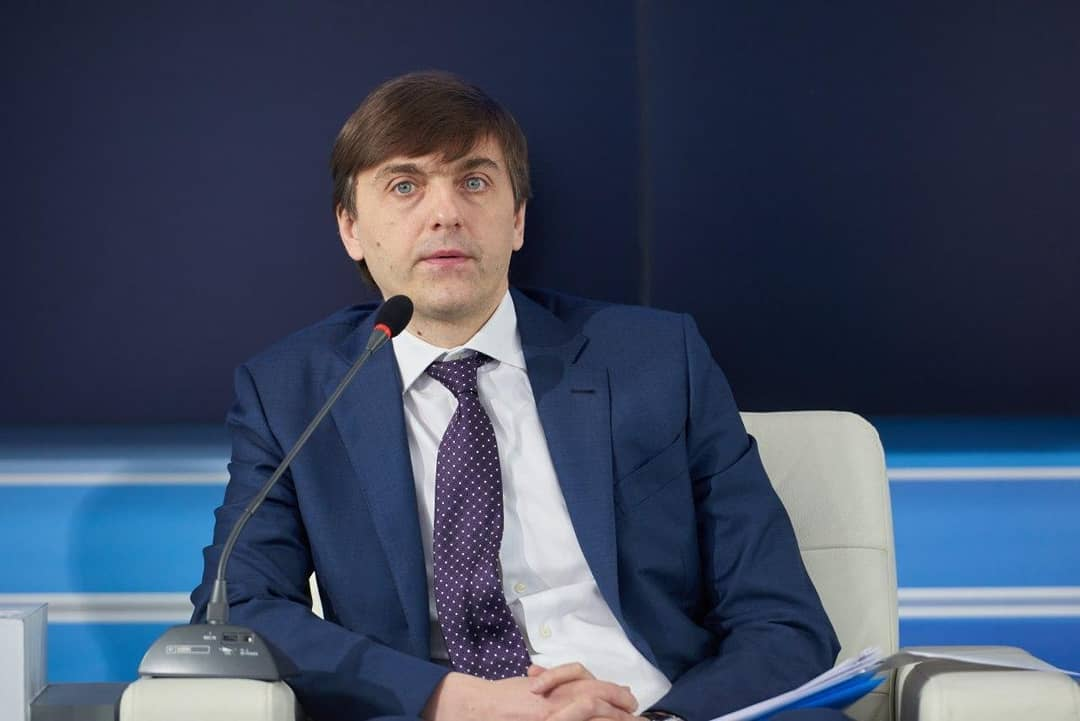 Министр просвещения РФ ответит на вопросы читателей «Российской газеты»