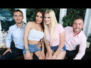 [DaughterSwap] Nikki Sweet, Alessia Luna - Family Agreement NewPorn2020