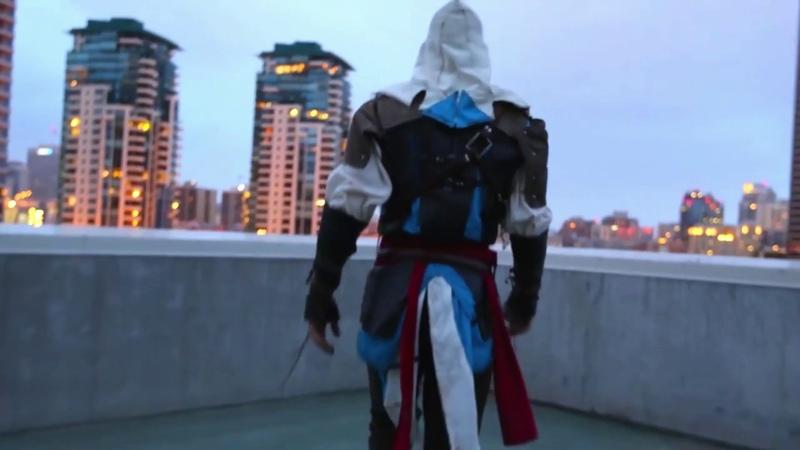 TK Prod Воин Ветра Assasin's Creed Parkour Style