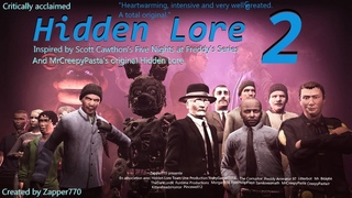 [SFM FNaF] Five Nights at Freddy's Hidden Lore 2 [Full Movie]