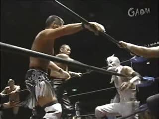 CIMA, TARU, Don Fujii vs. Magnum TOKYO, Genki Horiguchi, Darkness Dragon vs. Masaaki Mochizuki, Dragon Kid, Ryo Saito