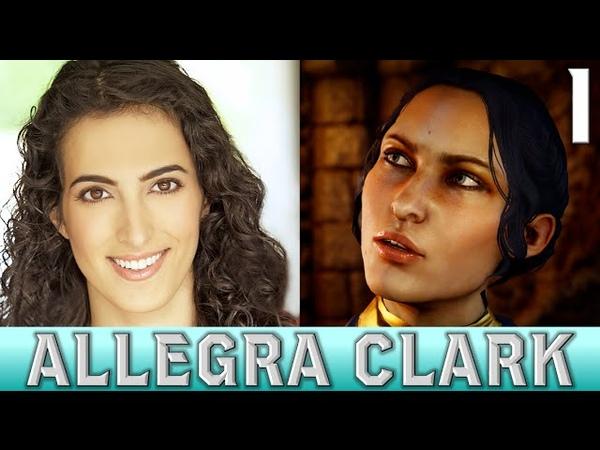 BioFan Interview | Allegra Clark [Voice of Josephine Montilyet in Dragon Age Inquisition] Part 1