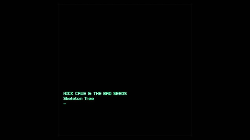 Nick Cave The Bad Seeds 'Jesus Alone' Official Audio