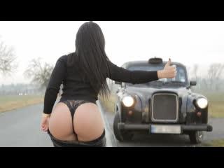 Sofia The Bum - Go Go dancer gives him a VIP dance [FakeTaxi/FakeHub] Teen Big Ass POV Cowgirl