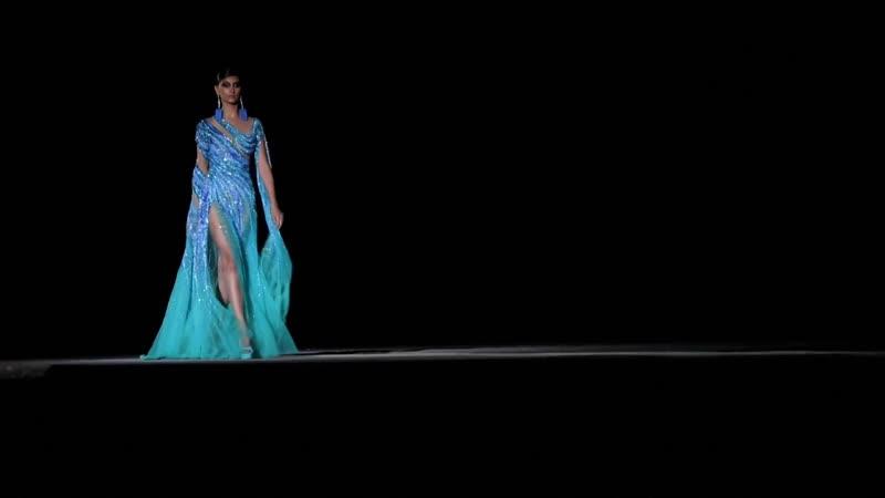 GEORGES HOBEIKA Haute Couture Fall Winter 2020 2021 Collection Мода зима 2021 Джордж Хобейка