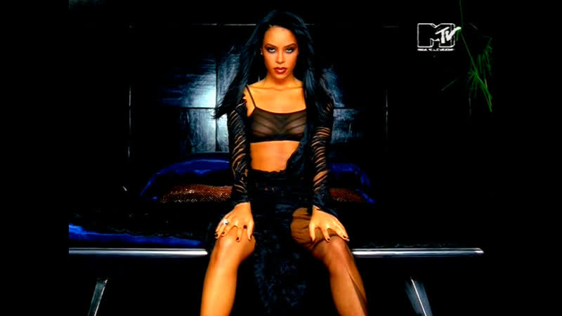 AALIYAH - We Need A Resolution Try Again More Than A Woman (MTV 3 FROM 1*)
