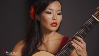 Serenata Espanola -Joaquim Malats played by Le Thu on a Swallow Guitar C980SF