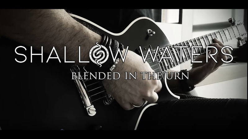 SHALLOW WATERS - Blended In The Urn (OFFICIAL PLAYTHROUGH) - MelodicPost - BlackDoom Metal (Spain)