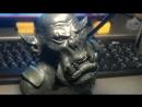 Warcraft Orc - Скульптурный пластелин
