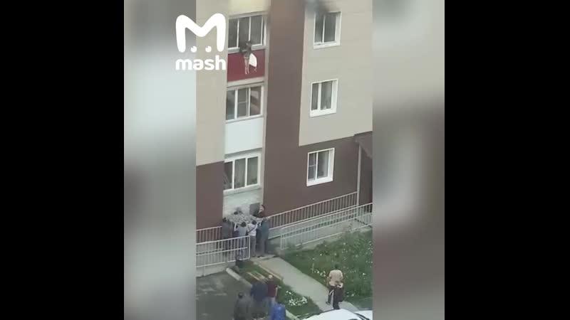 Случайные фото соседей из окна