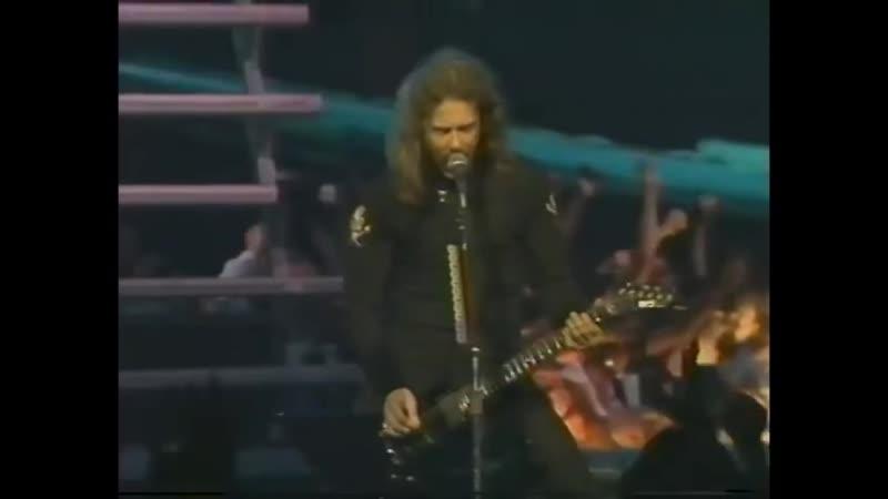 Metallica - Intro _⁄ Enter Sandman - 1993.03.01 Mexico City, Mexico [Live Sh٭t audio]