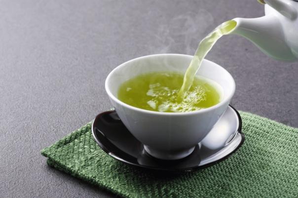 Зеленый чай против депрессии