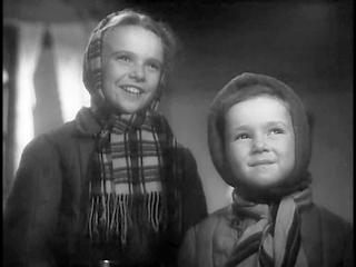 Жила-была девочка. (1944).