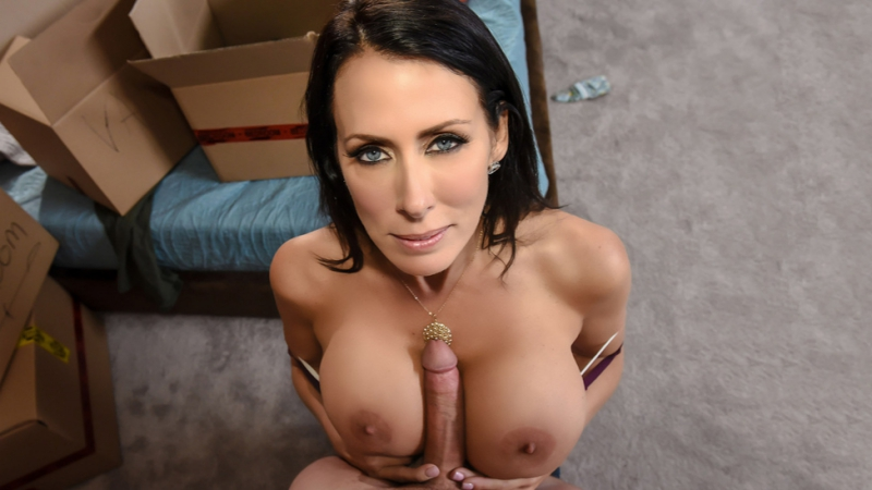 Reagan Foxx, Whats That Doing In Your Closet , Couples Fantasies MILF Stepmom