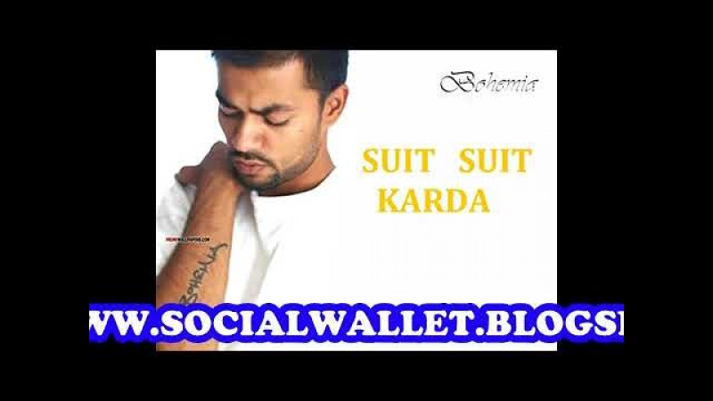 Suit Suit Bohemia Video Song | Hindi Medium | Irrfan Khan Saba Qamar