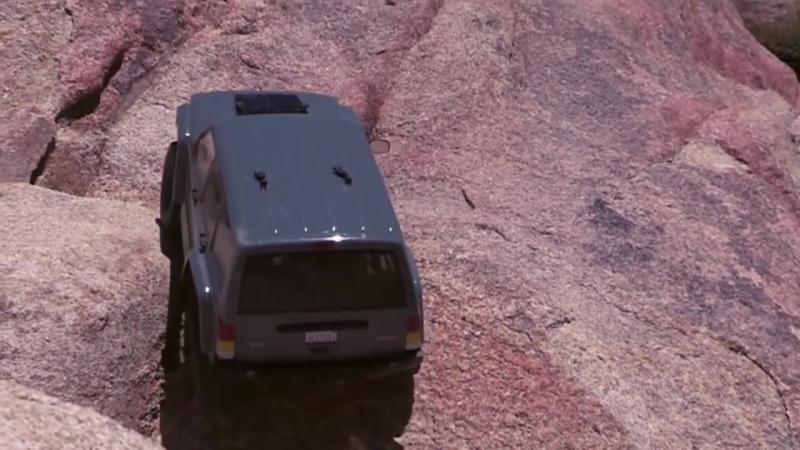 Axial SCX10™ II 2000 Jeep® Cherokee