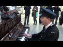 INNOCENT PIANO HASSLED BY PRIVATE SECURITY GUARD