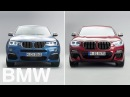 BMW vs BMW BMW X4 vs X4 1st vs 2nd generation