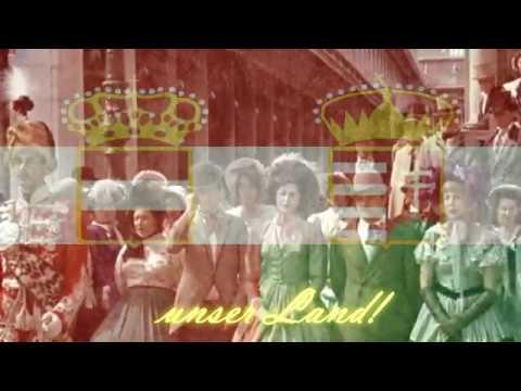 The National anthem of The Austro Hungarian Empire Österreichische Kaiserhymnen HD version