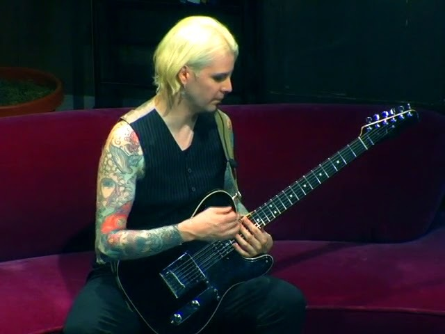 John 5 - Let It All Bleed Out guitar lesson