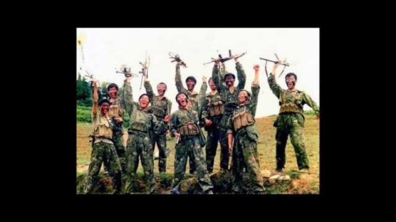 A Self Humiliation For Vietnam (China-Vietnam War 1979) Part 1