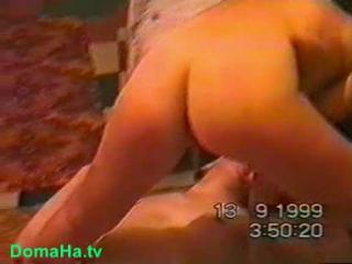 Молодые русские свингеры 90-х годов (russian swingers, sexwife, amateur, group sex, домашнее порно)