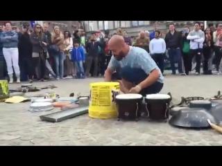 Исполнение Dario Rossi в Амстердаме