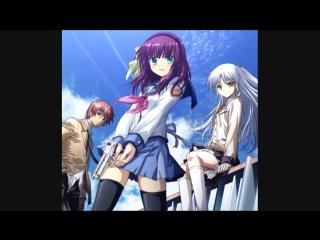 Angel Beats Op Full HD: My Soul, Your Beats! opening