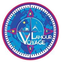 Логотип L'AMOUR VOYAGE / Походы, активный отдых / Тюмень