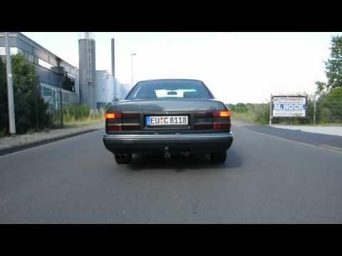 Ford Scorpio 2.9 V6 Cosworth Take-Off