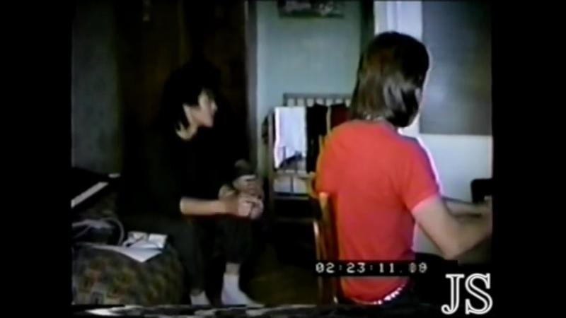 Репетиция у Курехина (1986г.)