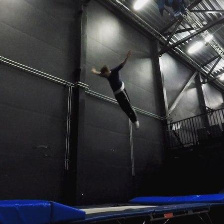 "Aaron Hakala on Instagram: ""Teaching at Sorin Sirkus this week 🤙🇫🇮 🤸♂️🤸♂️ trampoline circus circusaroundtheworld circuseverydamnday cirquegr..."