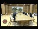 Kim Jong Un et Mike Pompeo
