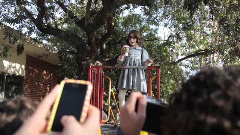 Girl On TV - Landon Pigg ft Parenthood Cast