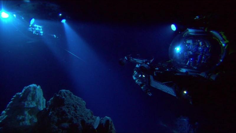 Чужие Из Бездны ( 2005 ) / Aliens of the Deep 2005