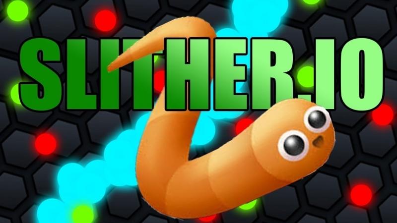 Slither.io-играем в Слизарио!