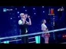 ALL judges shocked! An amazing voice Singer_Ping An Ni Yafeng ]