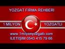1 Milyon Yozgatlı İletişim 05434157966