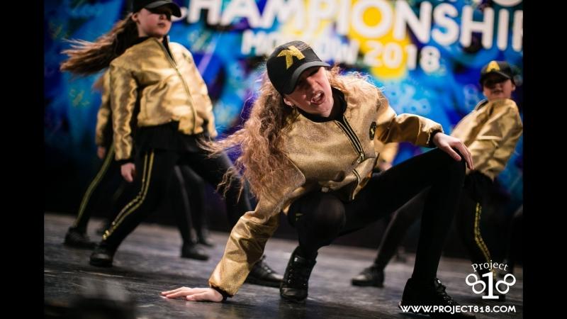 GENERATION X - KIDZ MID ★ RDC18 ★ Project818 Russian Dance Championship ★