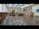 Открытый урок по акробатике Группа Огни Тренер Наумов Виктор Викторович